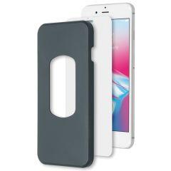 Accezz Pellicola Protettiva in Vetro Temperato + Applicatore iPhone 8 Plus / 7 Plus / 6(s) Plus