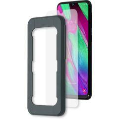 Accezz Pellicola Protettiva in Vetro Temperato + Applicatore Samsung Galaxy A40
