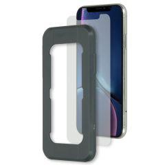 Accezz Pellicola Protettiva in Vetro Temperato + Applicatore iPhone 11 / Xr