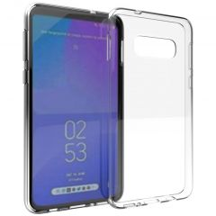 Accezz Cover Clear Samsung Galaxy S10e - Trasparente