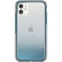 OtterBox Symmetry Cover trasparente iPhone 11 Pro Max - Blu
