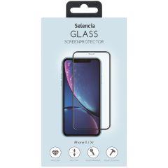 Selencia Pellicola Protettiva Premium in Vetro Temperato iPhone 11 / Xr