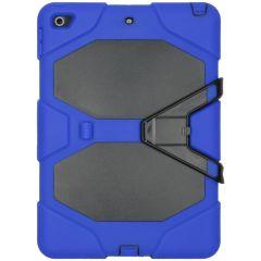 Army Extreme Cover Protezione iPad 10.2 (2019 / 2020 / 2021) - Blu