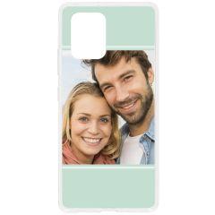 Cover Flessibile Personalizzate Samsung Galaxy S10 Lite - Trasparente