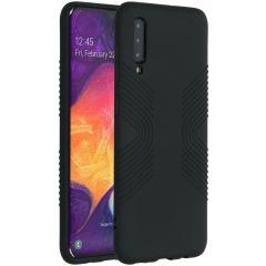 Accezz Impact Cover impugnatura Samsung Galaxy A50 / A30s - Nero