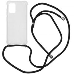 iMoshion Cover con Cordino Samsung Galaxy A71 - Trasparente