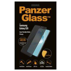 PanzerGlass Pellicola Protettiva Privacy Case Friendly Samsung Galaxy S20