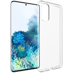 Accezz Cover Clear Samsung Galaxy S20 Plus - Trasparente