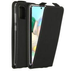 Accezz Flipcase Samsung Galaxy A71 - Nero