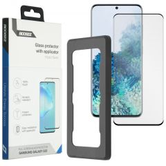 Accezz Pellicola Protettiva in Vetro Temperato + Applicatore Samsung Galaxy S20