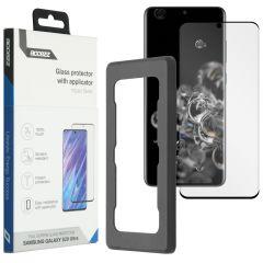 Accezz Pellicola Protettiva in Vetro Temperato + Applicatore Samsung Galaxy S20 Ultra