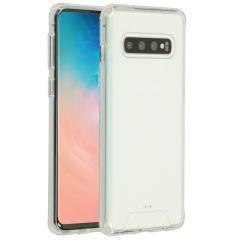 Accezz Impact Cover Samsung Galaxy S10 - Trasparente