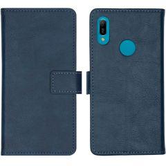 iMoshion Custodia Portafoglio de Luxe Huawei Y6 (2019) - Blu scuro