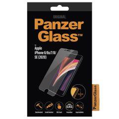 PanzerGlass Pellicola Protettiva Compatibile con la Custodia iPhone SE (2020) / 8 / 7 / 6(s)
