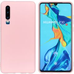 iMoshion Cover Color Huawei P30 - Rosa