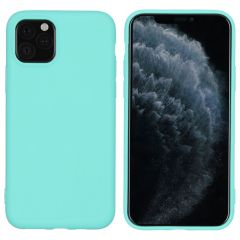 iMoshion Cover Color iPhone 11 Pro - Verde menta