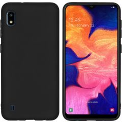 iMoshion Cover Color Samsung Galaxy A10 - Nero