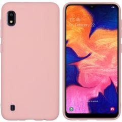 iMoshion Cover Color Samsung Galaxy A10 - Rosa