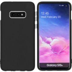 iMoshion Cover Color Samsung Galaxy S10e - Nero