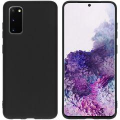 iMoshion Cover Color Samsung Galaxy S20 - Nero