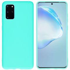 iMoshion Cover Color Samsung Galaxy S20 Plus - Verde menta