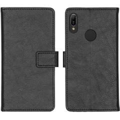 iMoshion Custodia Portafoglio de Luxe Huawei Y6 (2019) - Nero