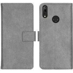 iMoshion Custodia Portafoglio de Luxe Huawei Y7 (2019) - Grigio