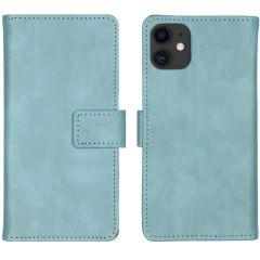 iMoshion Custodia Portafoglio de Luxe iPhone 11 - Azzurro