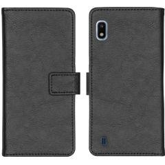 iMoshion Custodia Portafoglio de Luxe Samsung Galaxy A10 - Nero