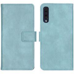 iMoshion Custodia Portafoglio de Luxe Samsung Galaxy A50 / A30s - Azzurro