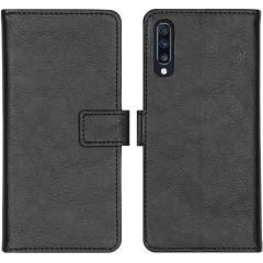 iMoshion Custodia Portafoglio de Luxe Samsung Galaxy A70 - Nero
