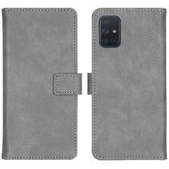 iMoshion Custodia Portafoglio de Luxe Samsung Galaxy A71 - Grigio