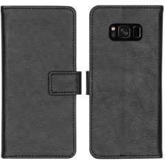 iMoshion Custodia Portafoglio de Luxe Samsung Galaxy S8 - Nero