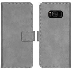 iMoshion Custodia Portafoglio de Luxe Samsung Galaxy S8 - Grigio