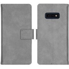 iMoshion Custodia Portafoglio de Luxe Samsung Galaxy S10e - Grigio