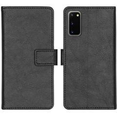 iMoshion Custodia Portafoglio de Luxe Samsung Galaxy S20 - Nero