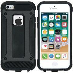 iMoshion Cover Robusta Xtreme iPhone SE / 5 / 5s - Nero