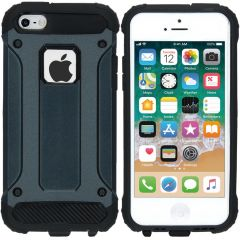 iMoshion Cover Robusta Xtreme iPhone SE / 5 / 5s - Blu scuro