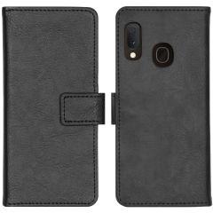 iMoshion Custodia Portafoglio de Luxe Samsung Galaxy A20e - Nero