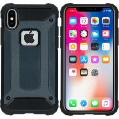 iMoshion Cover Robusta Xtreme iPhone X - Blu scuro