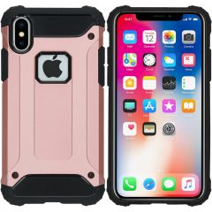 iMoshion Cover Robusta Xtreme iPhone X - Rosa