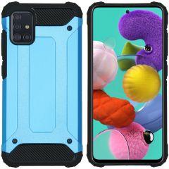 iMoshion Cover Robusta Xtreme Samsung Galaxy A51 - Azzurro