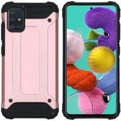 iMoshion Cover Robusta Xtreme Samsung Galaxy A51 - Rosa