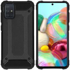 iMoshion Cover Robusta Xtreme Samsung Galaxy A71 - Nero