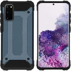 iMoshion Cover Robusta Xtreme Samsung Galaxy S20 - Blu scuro