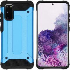 iMoshion Cover Robusta Xtreme Samsung Galaxy S20 - Azzurro