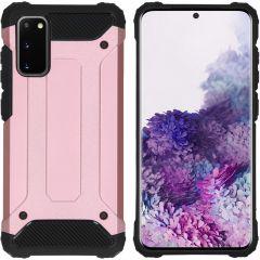 iMoshion Cover Robusta Xtreme Samsung Galaxy S20 - Rosa