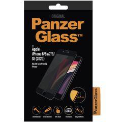 PanzerGlass Pellicola Protettiva Privacy Case Friendly iPhone SE (2020) / 8 / 7 / 6(s)