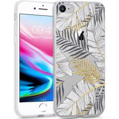 iMoshion Cover Design iPhone SE (2020) / 8 / 7 / 6s - Glamour Botanic