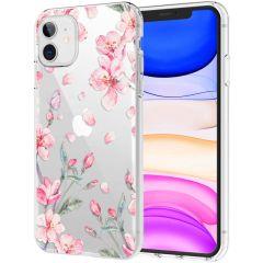 iMoshion Cover Design iPhone 11 - Blossom Watercolor